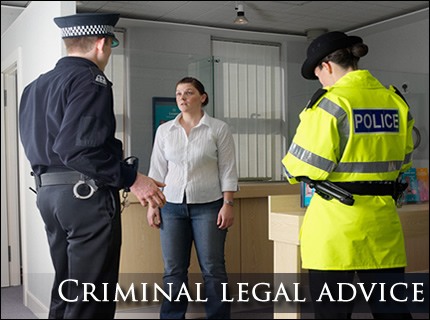 Criminal Legal Advice
